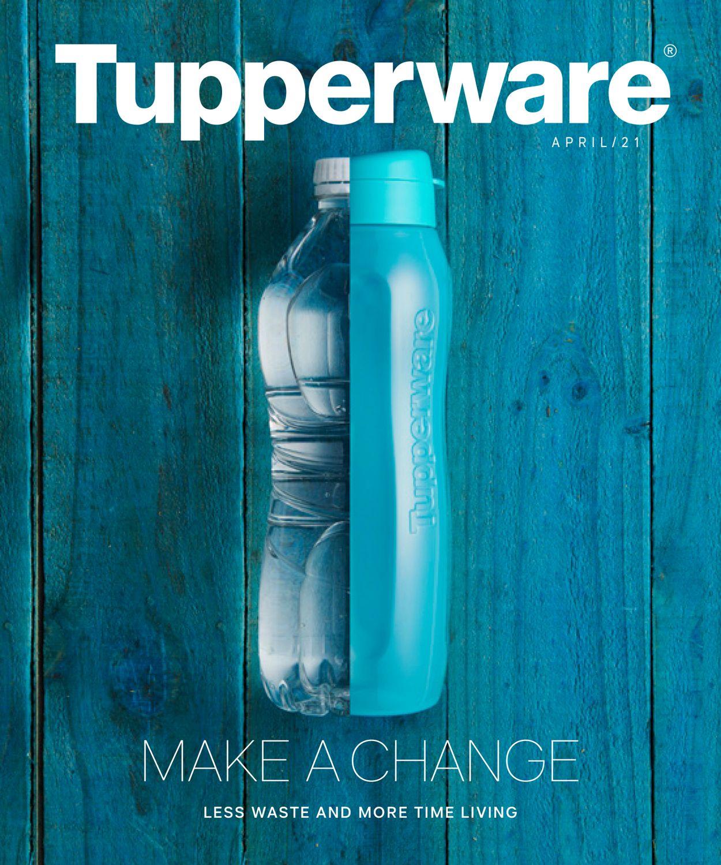 Tupperware Catalogue - 01/04-30/04/2021