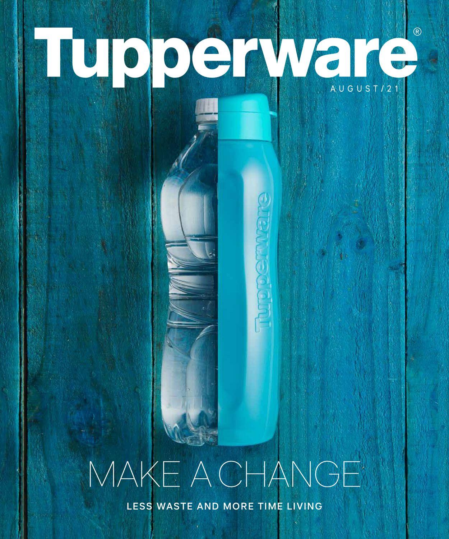 Tupperware Catalogue - 01/08-31/08/2021