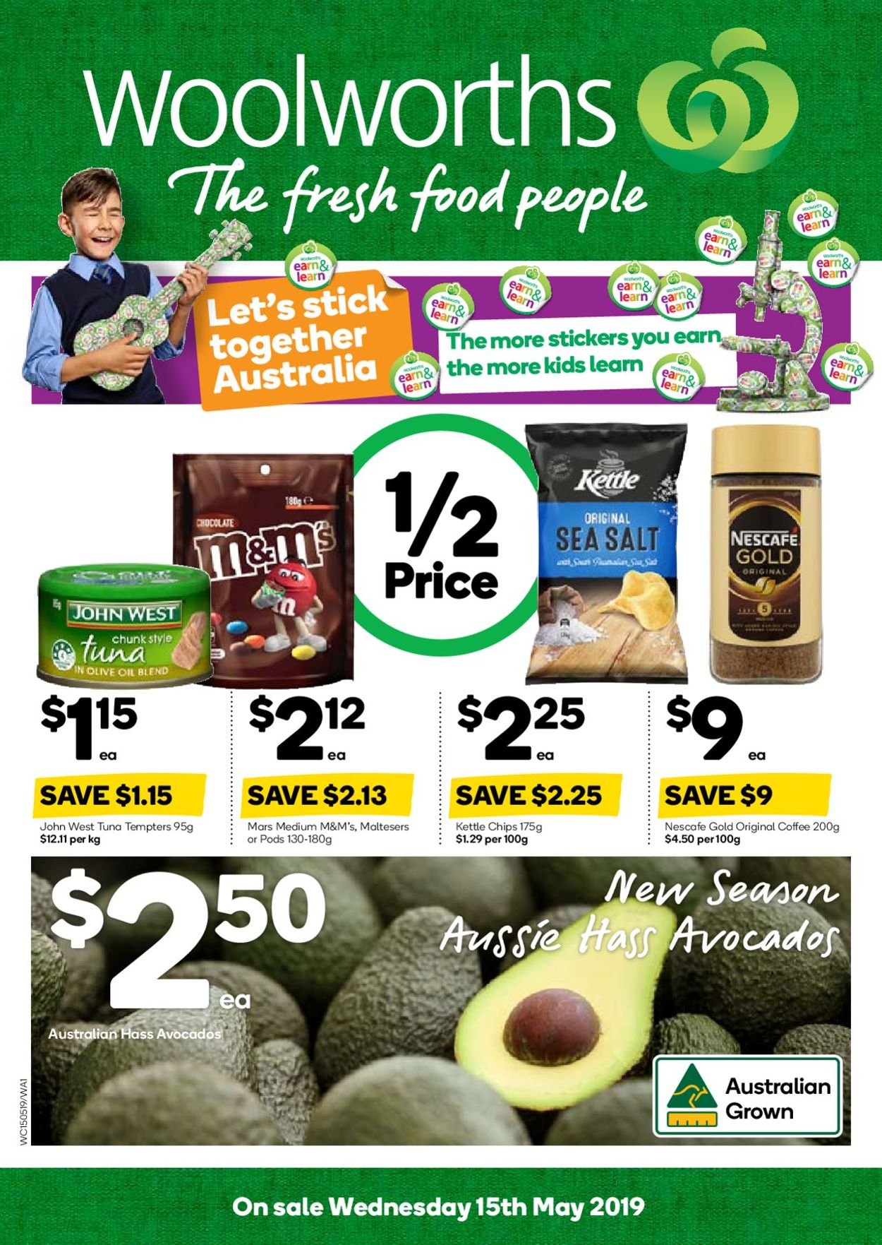 Woolworths Catalogue - 15/05-21/05/2019