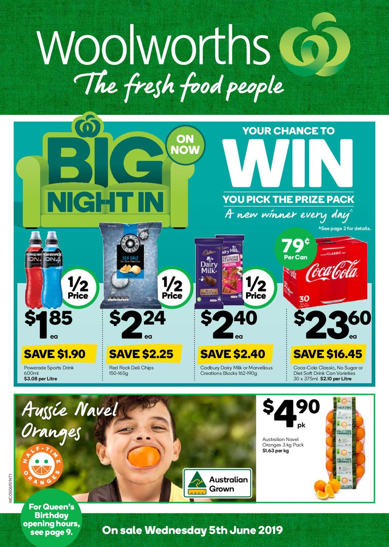 Woolworths Catalogue - 05/06-11/06/2019