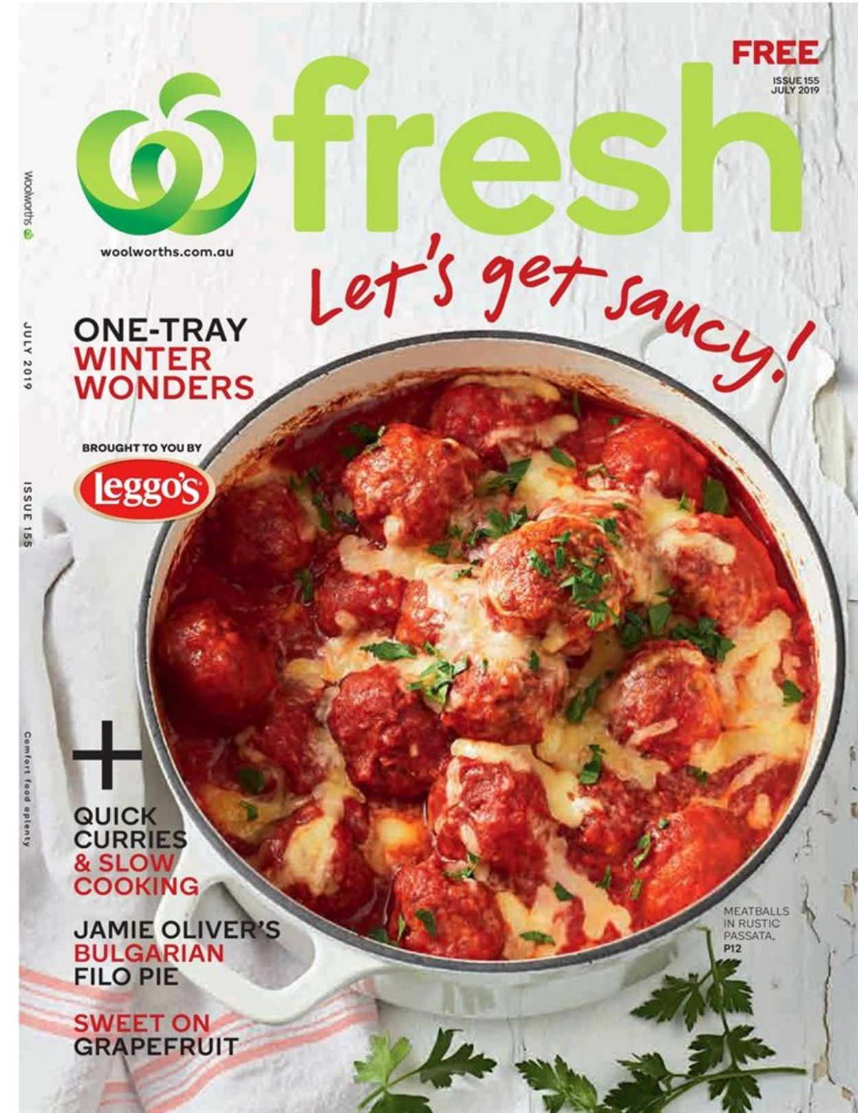 Woolworths Catalogue - 01/07-31/07/2019