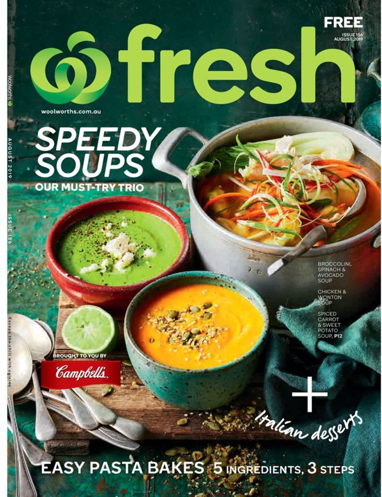 Woolworths Catalogue - 01/08-31/08/2019