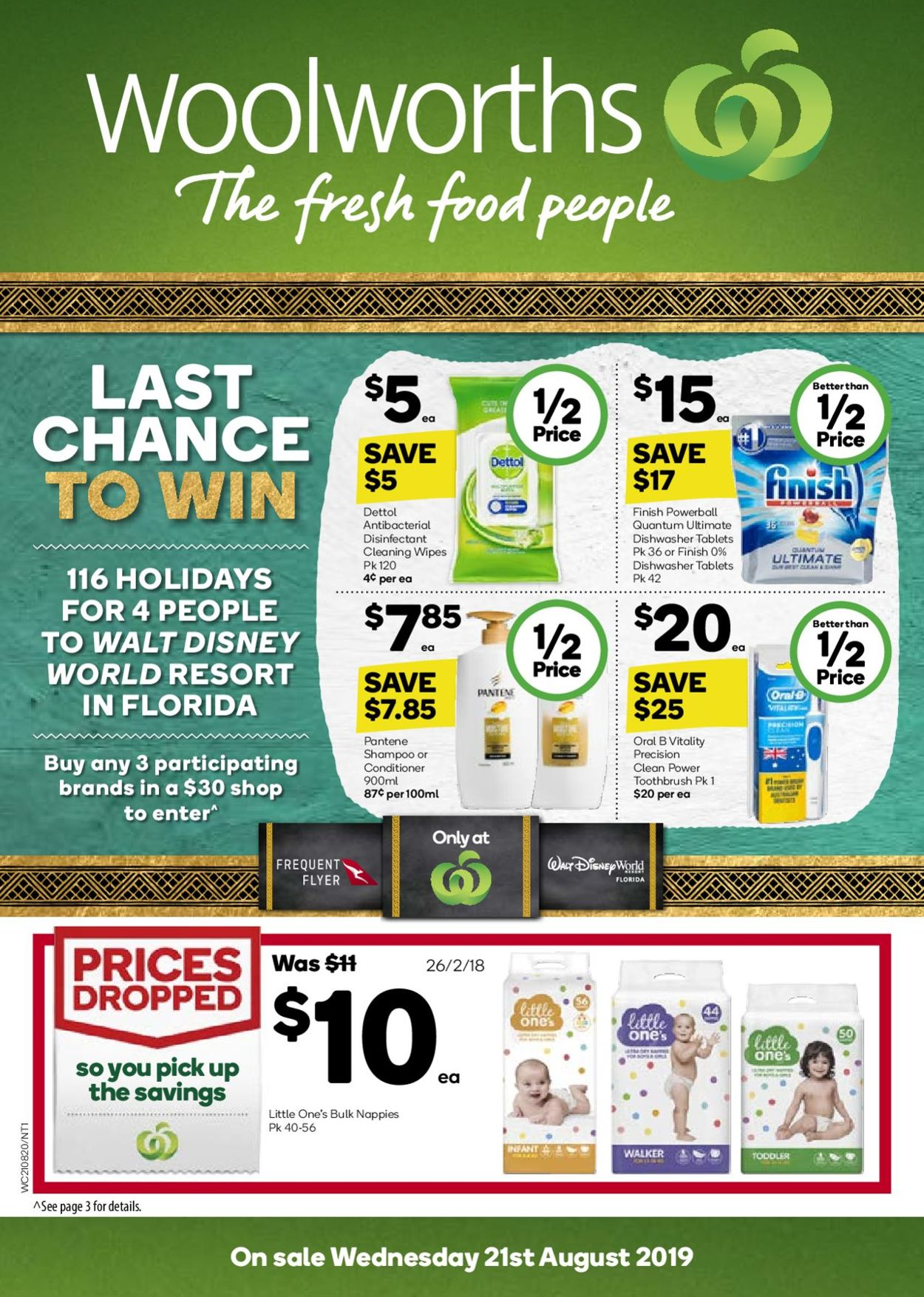 Woolworths Catalogue - 21/08-27/08/2019