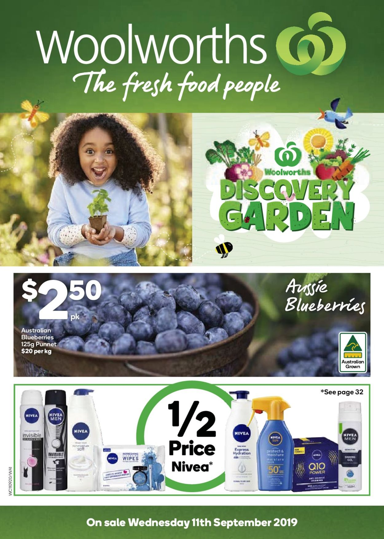 Woolworths Catalogue - 11/09-17/09/2019