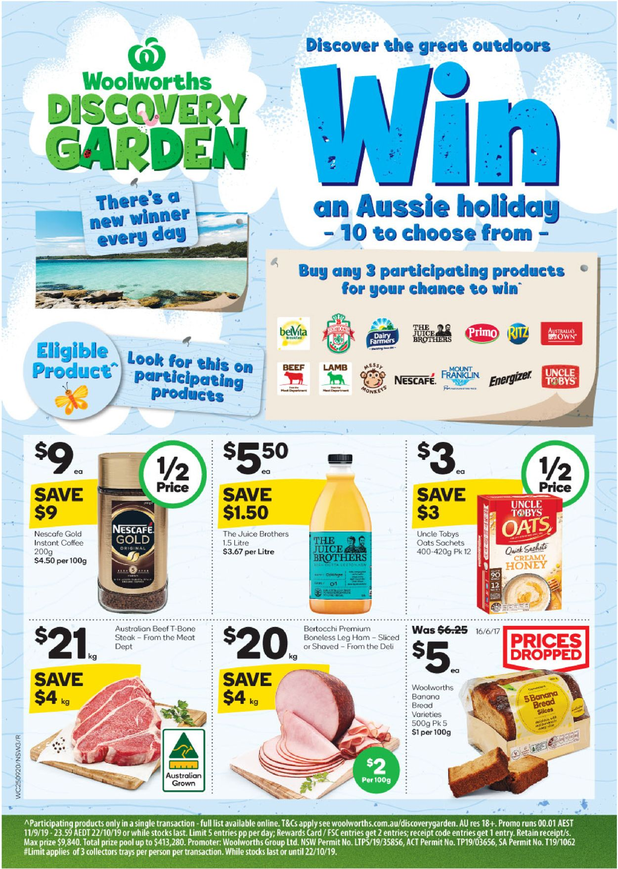 Woolworths Catalogue - 25/09-01/10/2019 (Page 3)