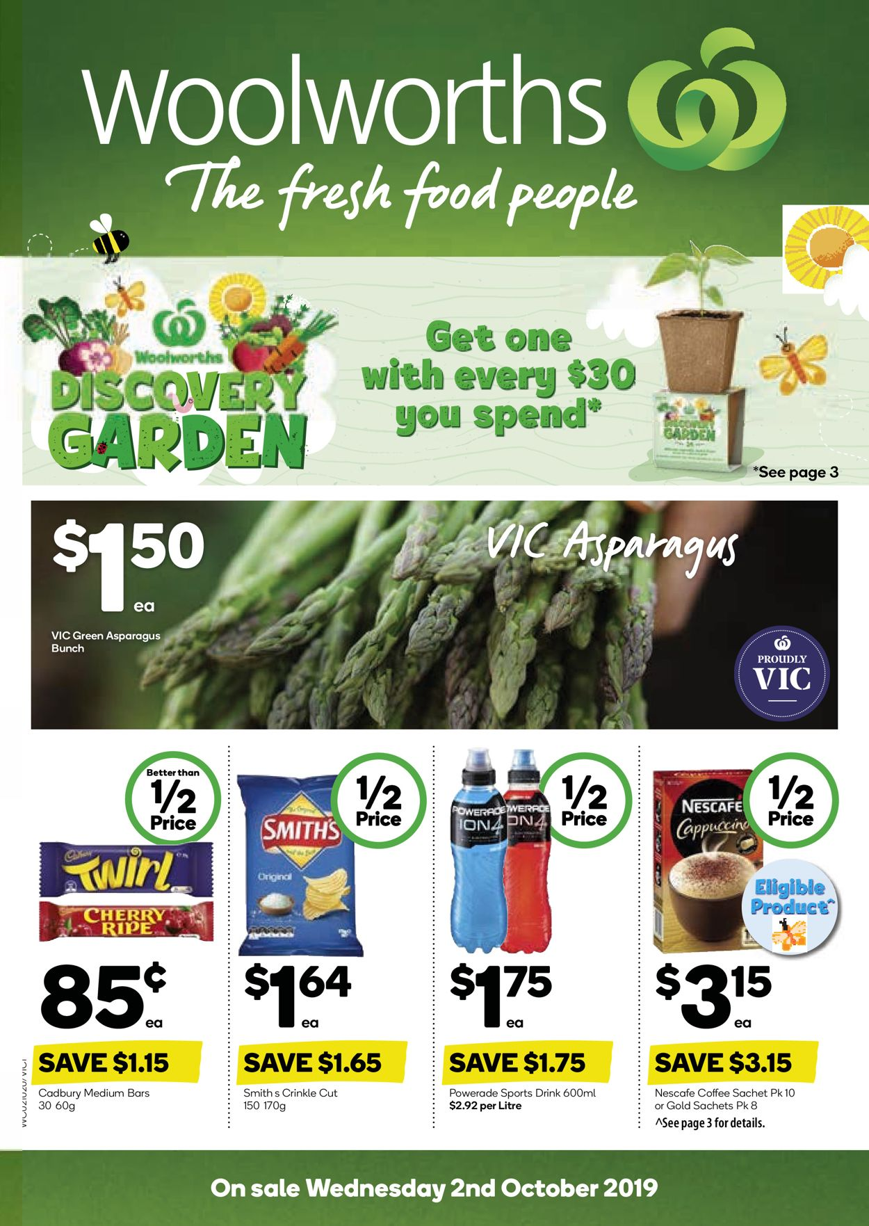 Woolworths Catalogue - 02/10-08/10/2019