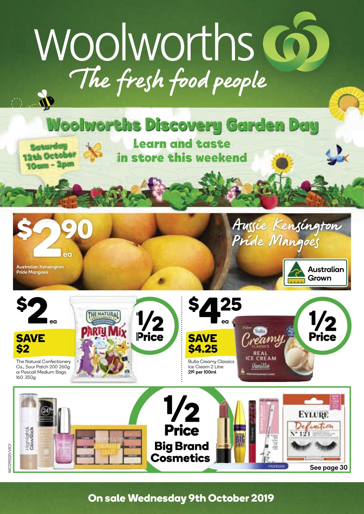 Woolworths Catalogue - 09/10-15/10/2019