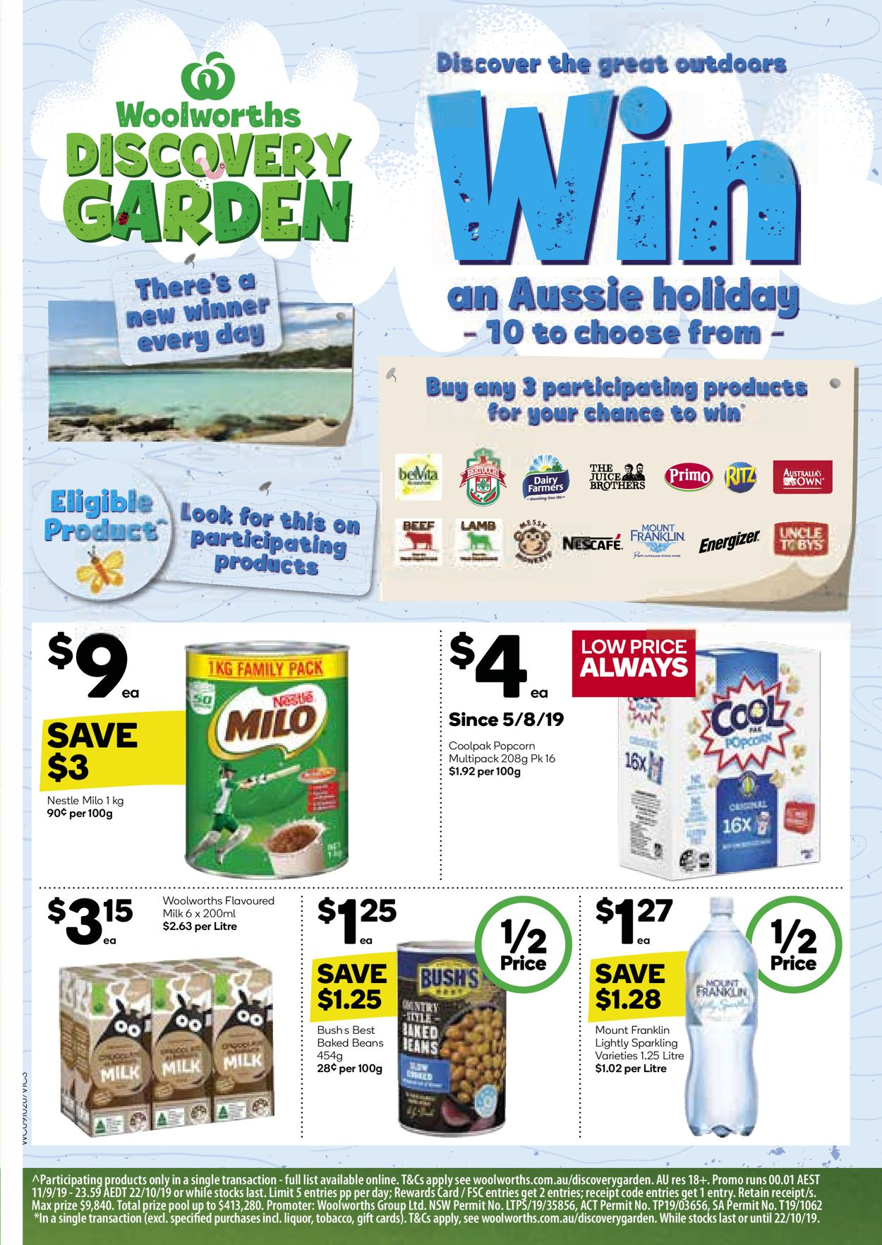 Woolworths Catalogue - 09/10-15/10/2019 (Page 3)