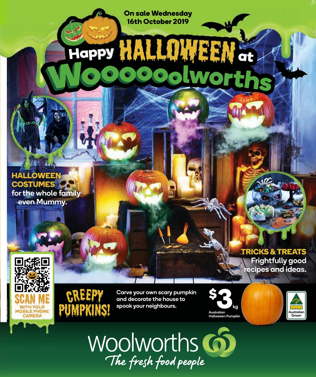 Woolworths Catalogue - 16/10-22/10/2019