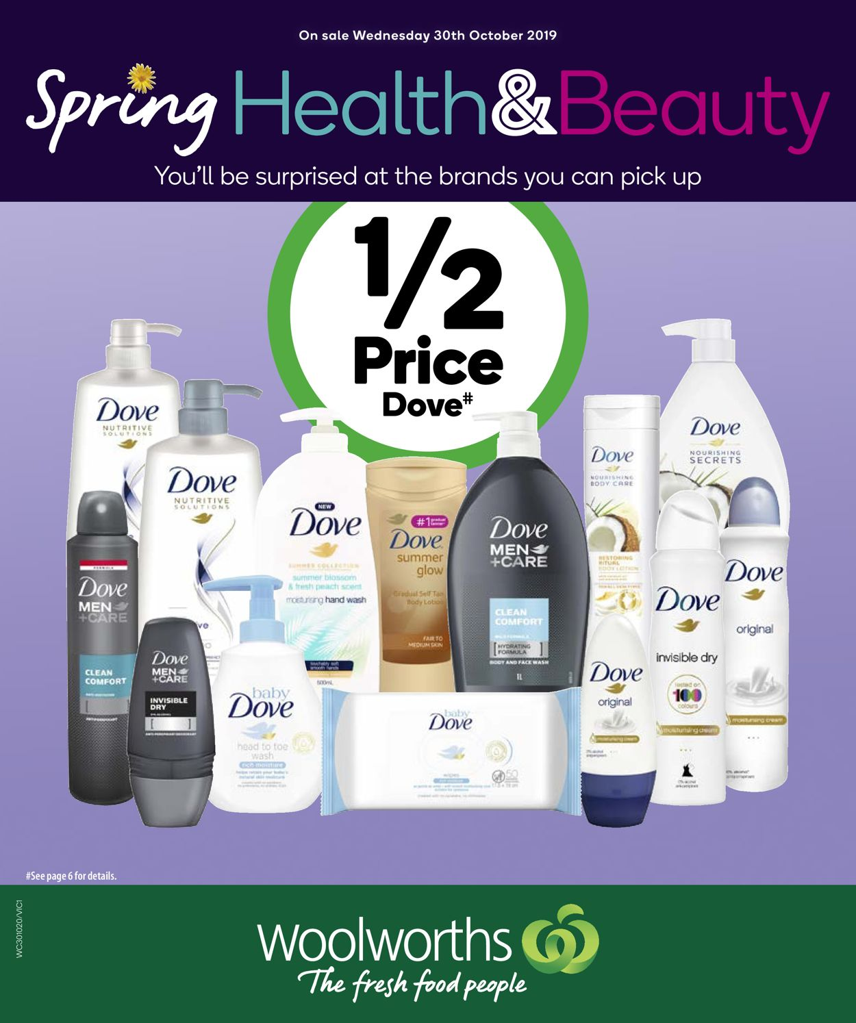 Woolworths Catalogue - 30/10-05/11/2019