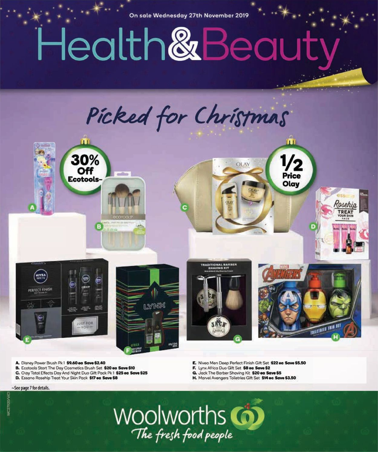 Woolworths Catalogue - 27/11-03/12/2019