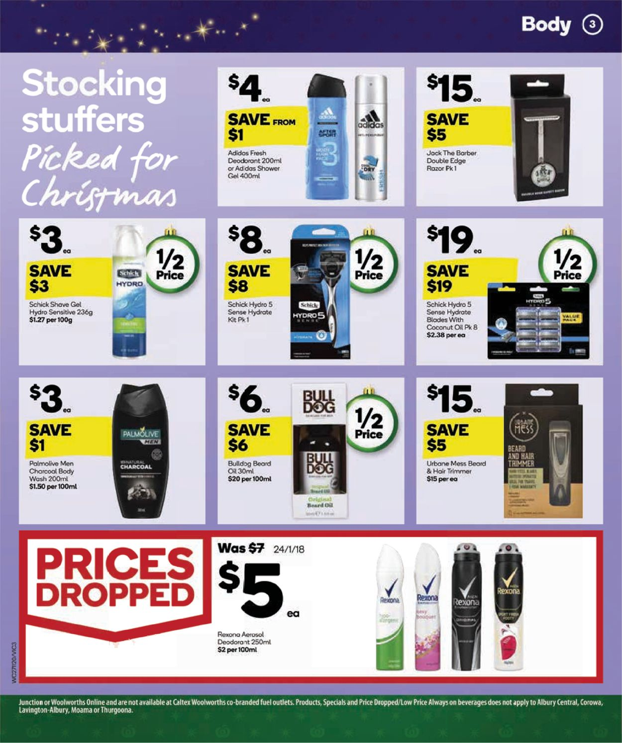 Woolworths Catalogue - 27/11-03/12/2019 (Page 3)
