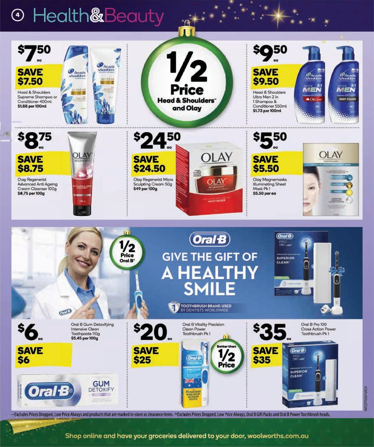 Woolworths Catalogue - 27/11-03/12/2019 (Page 4)