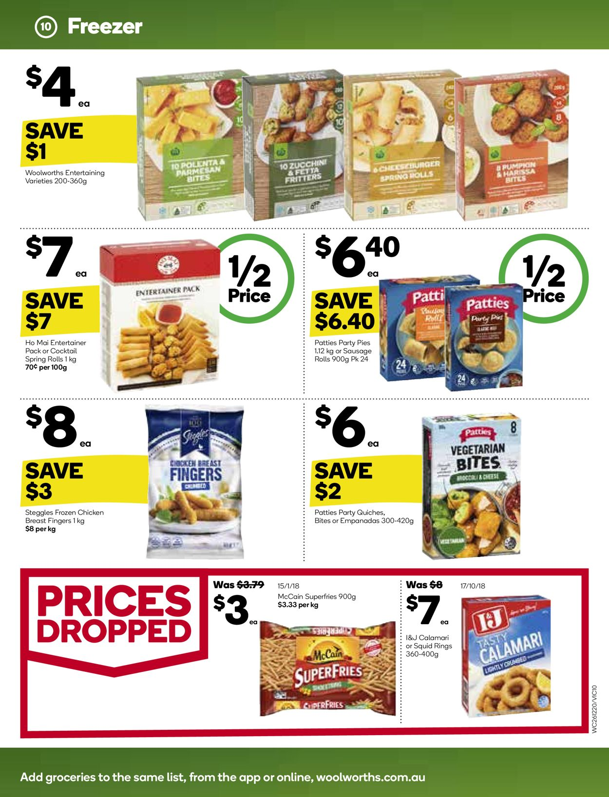 Woolworths New Year Catalogue 2019/2020 Catalogue - 26/12-01/01/2020 (Page 10)