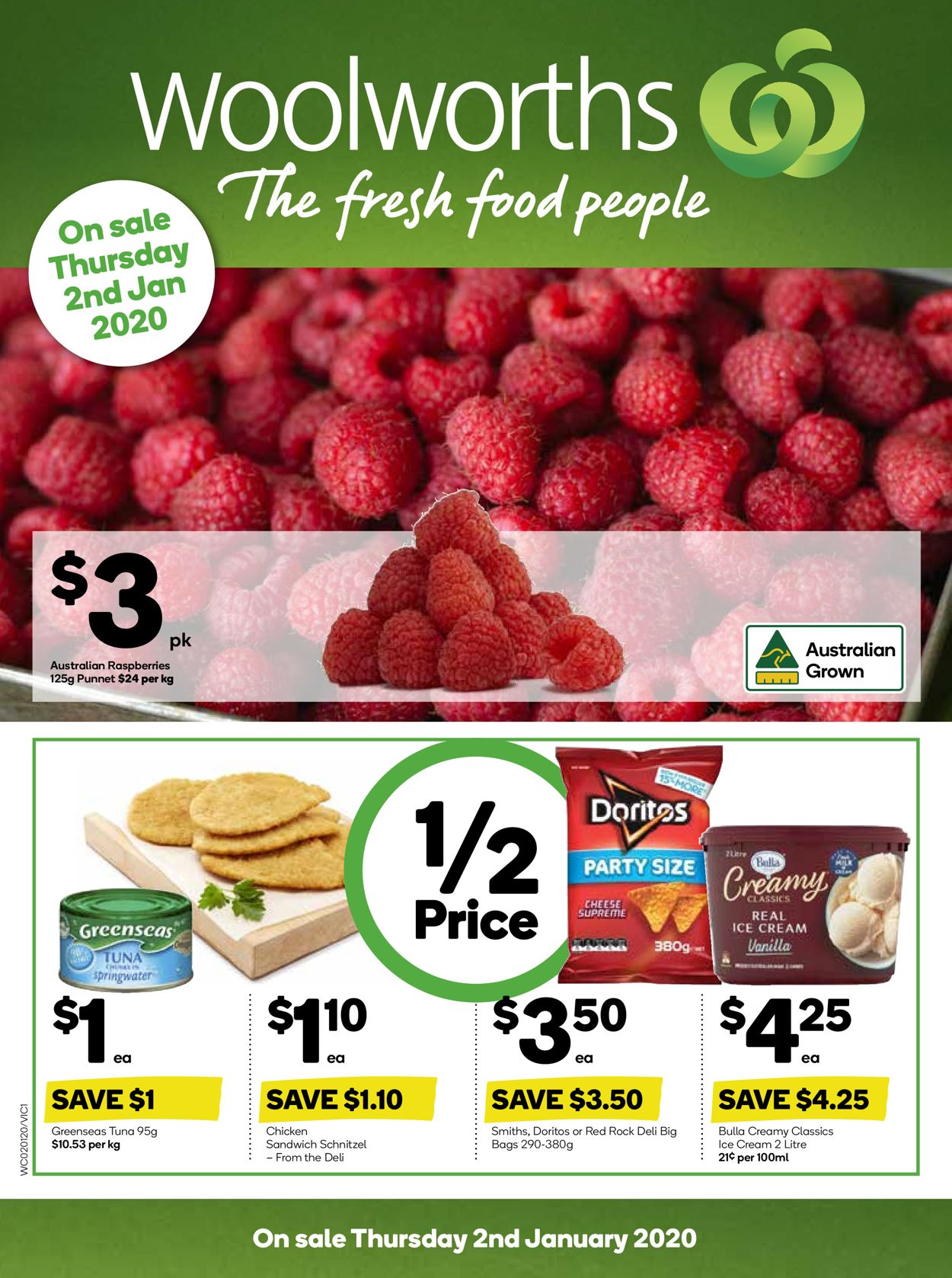 Woolworths Catalogue - 02/01-07/01/2020