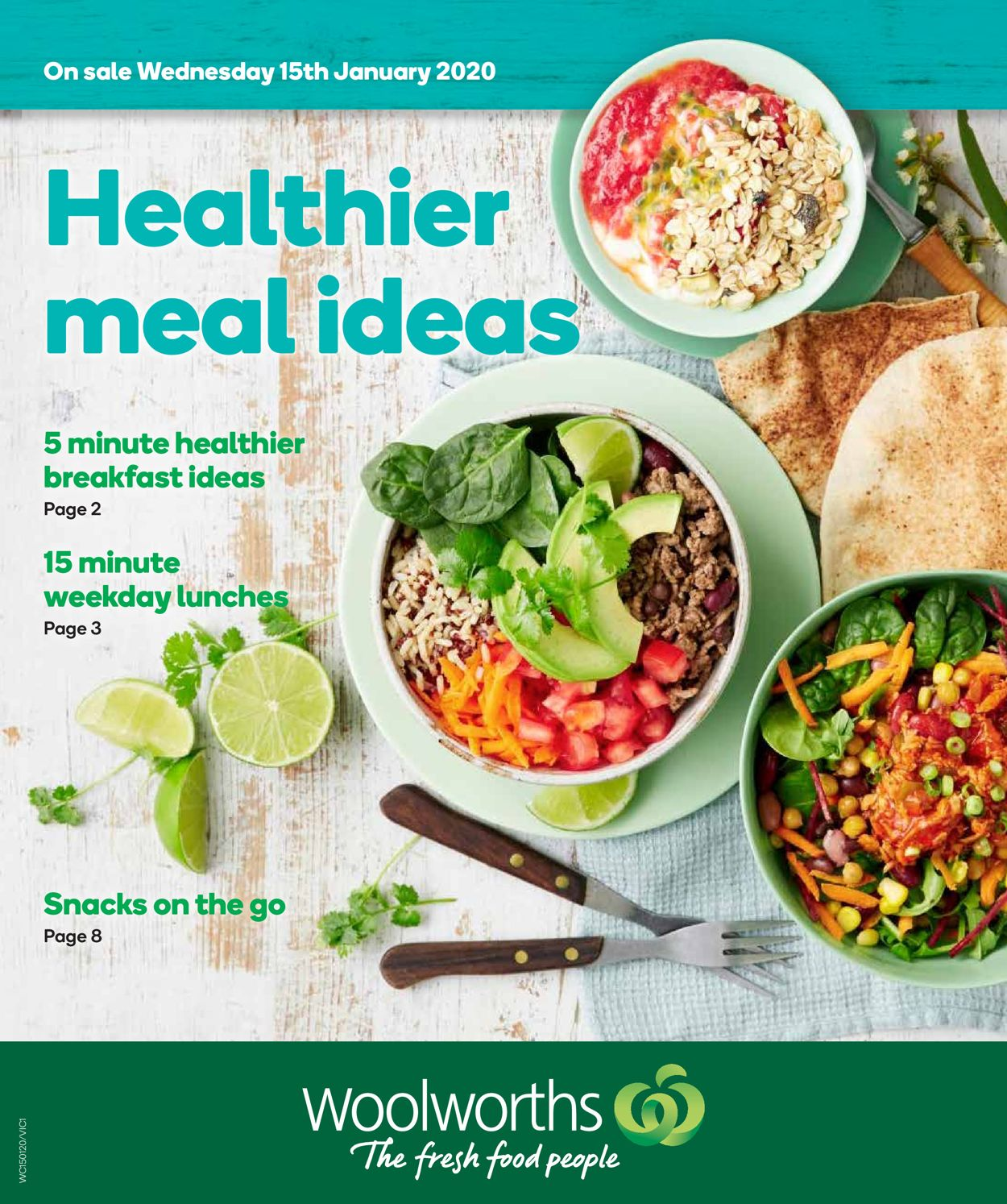 Woolworths Catalogue - 15/01-21/01/2020