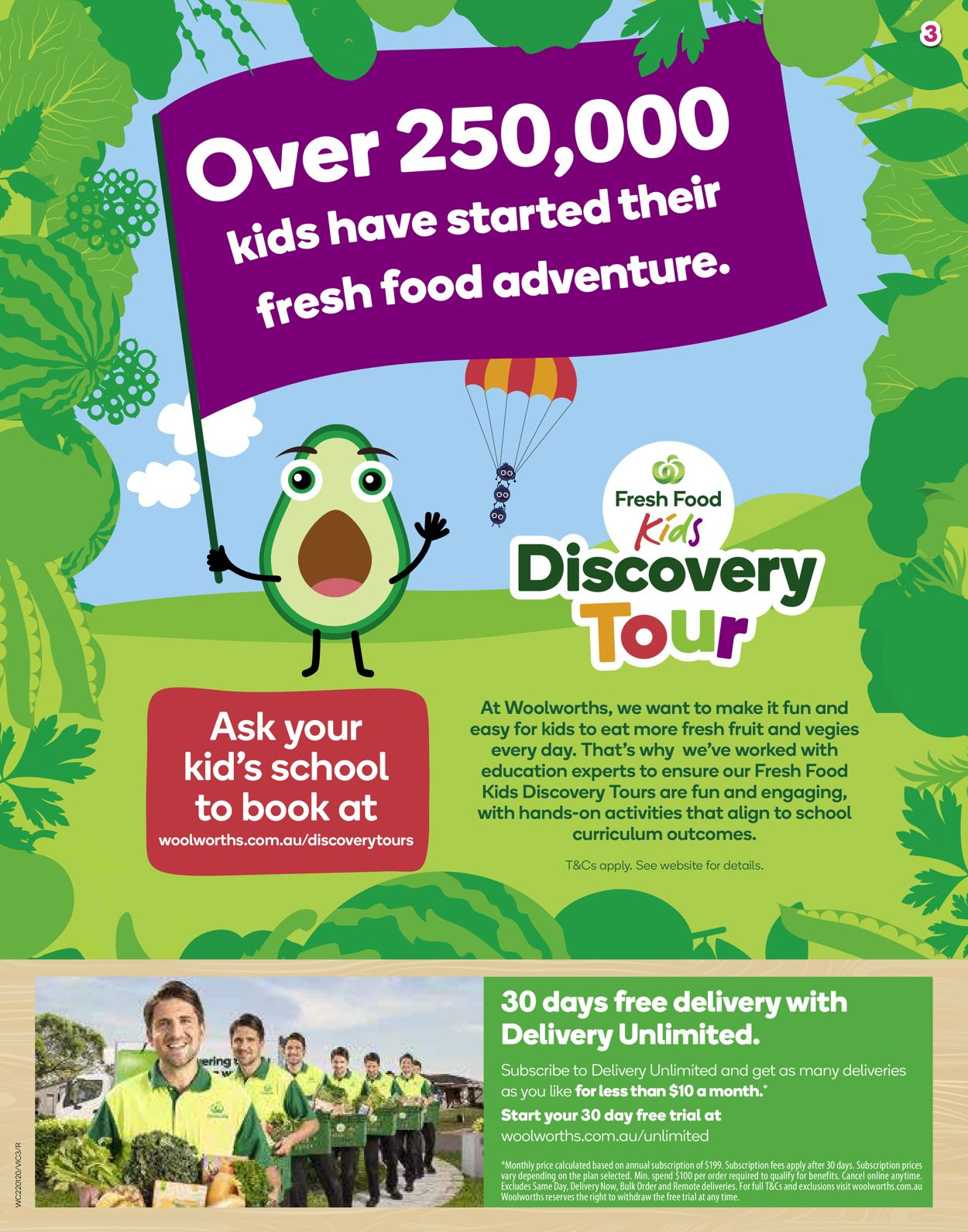 Woolworths Catalogue - 22/01-28/01/2020 (Page 3)