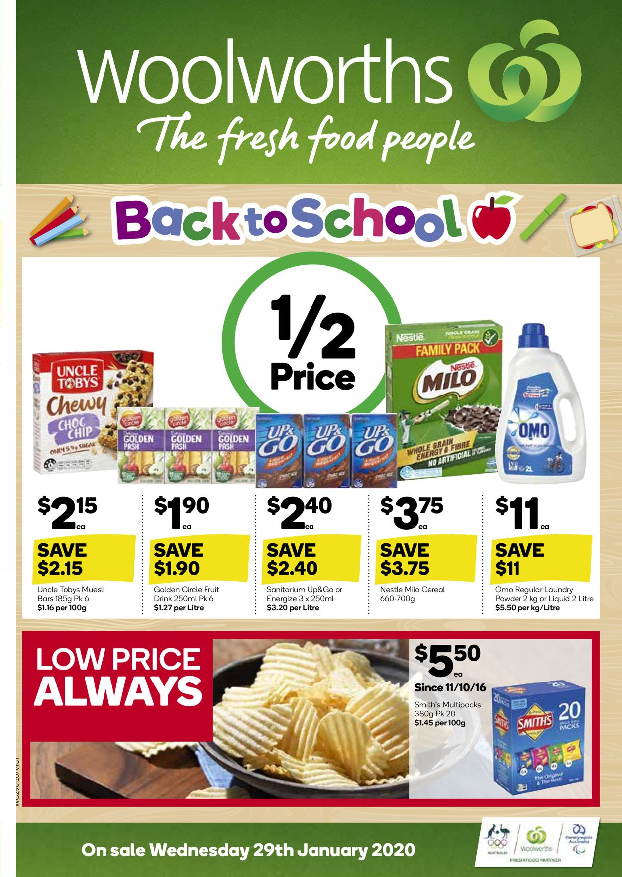 Woolworths Catalogue - 29/01-04/02/2020