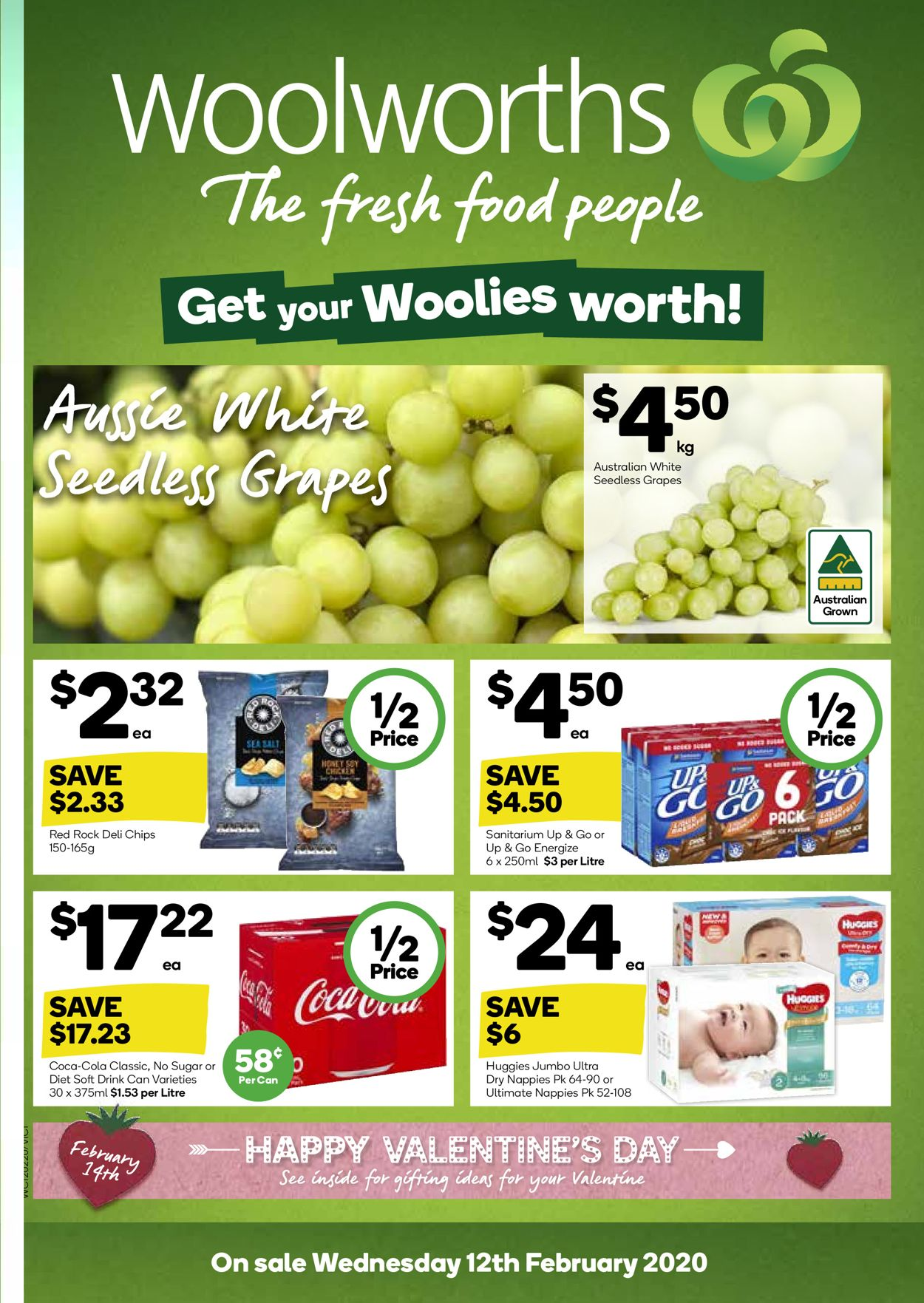Woolworths Catalogue - 12/02-18/02/2020