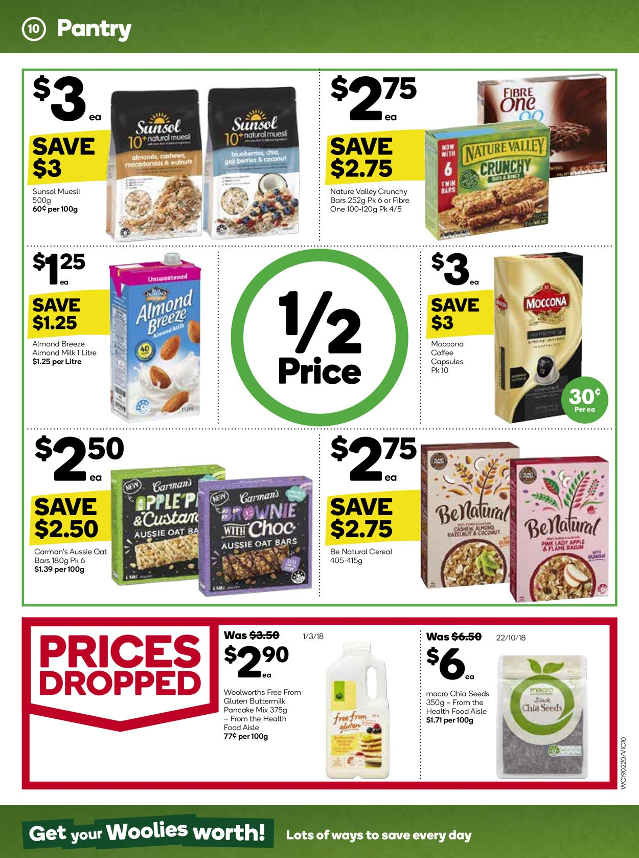 Woolworths Catalogue - 19/02-25/02/2020 (Page 10)
