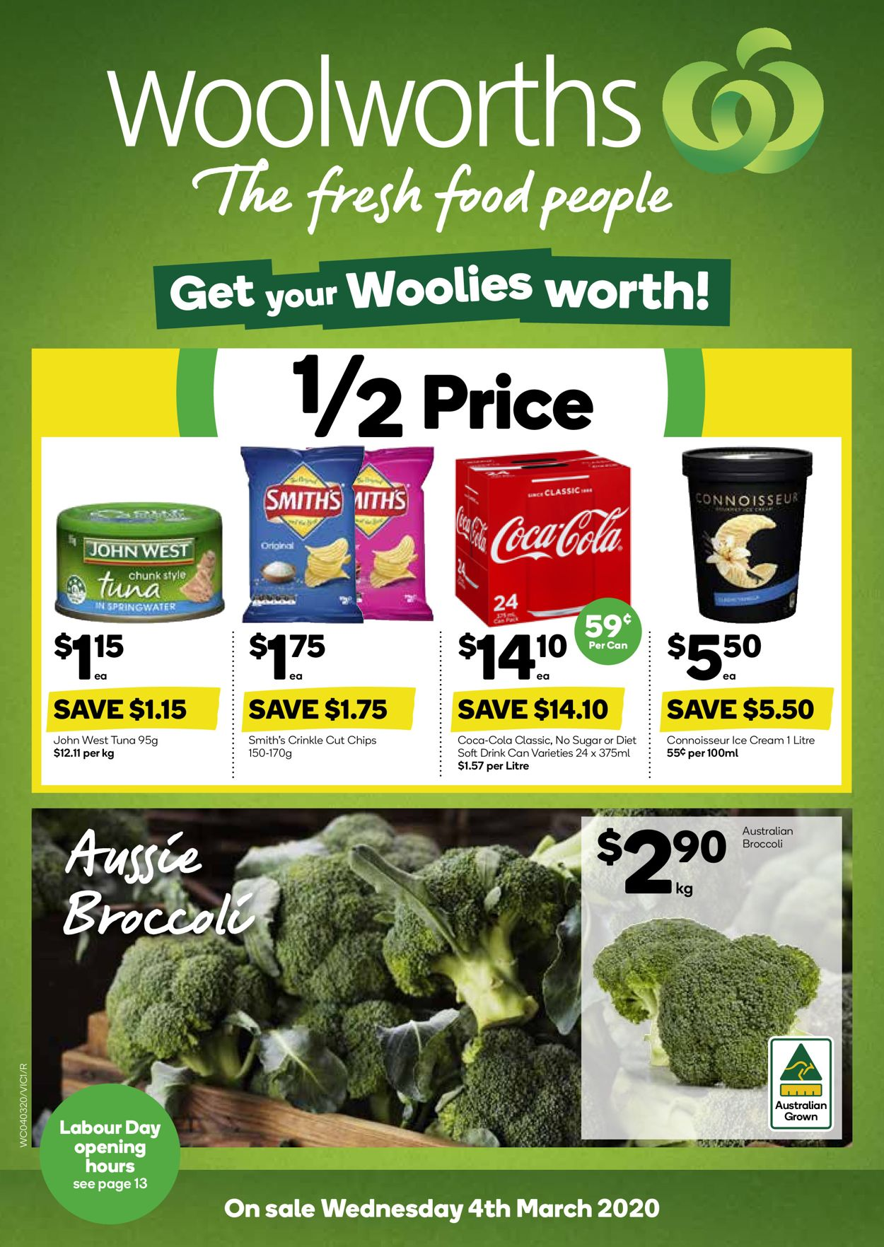 Woolworths Catalogue - 04/03-10/03/2020