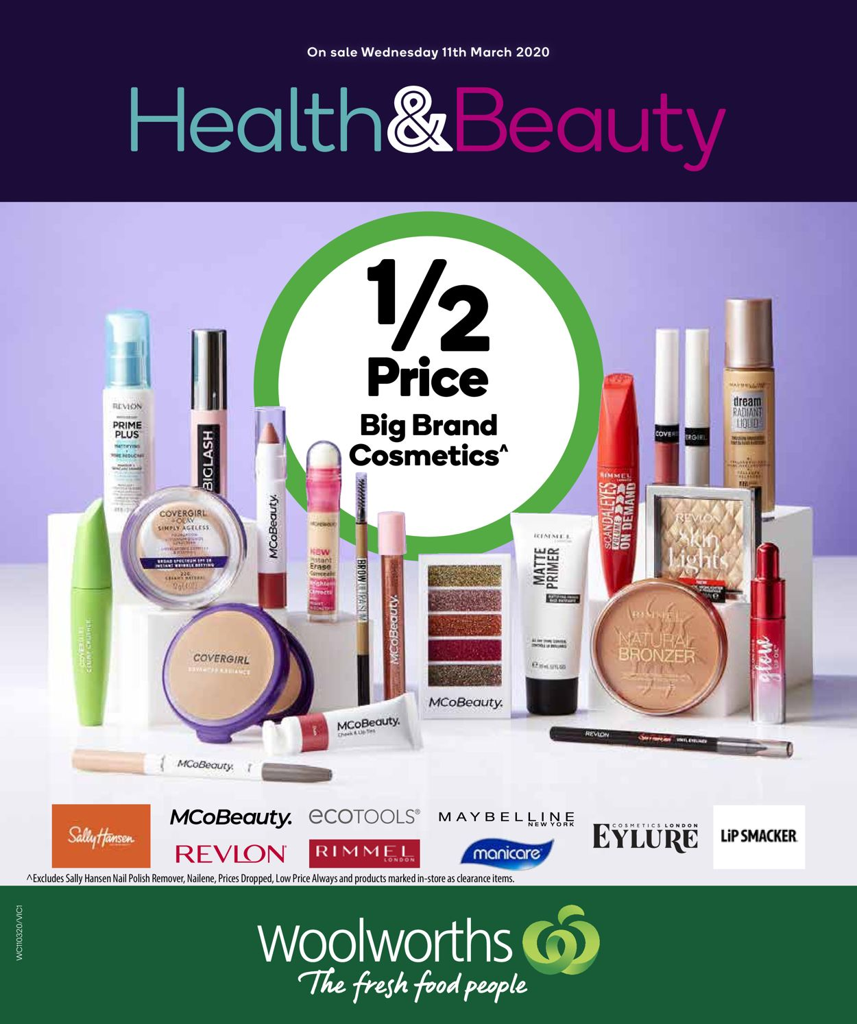 Woolworths Catalogue - 11/03-17/03/2020