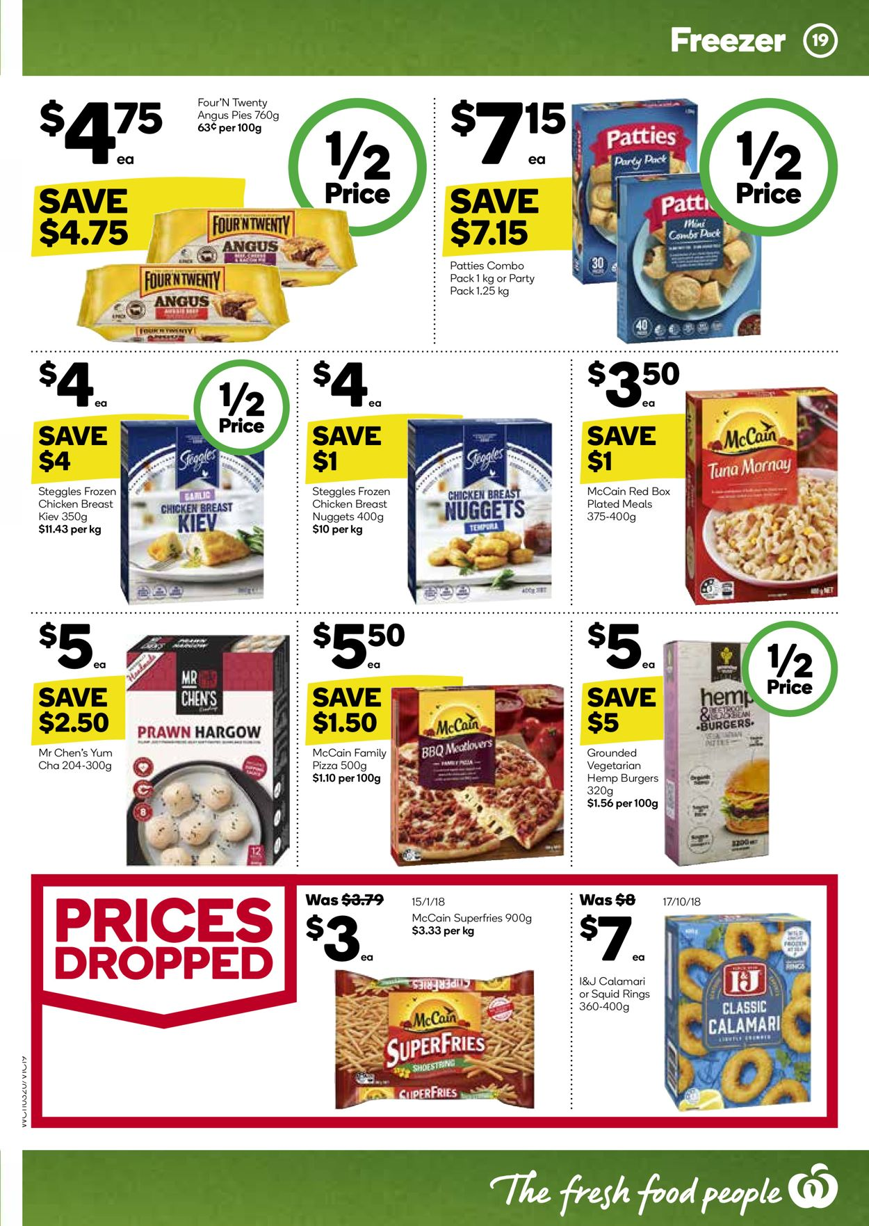 Woolworths Catalogue - 11/03-17/03/2020 (Page 19)