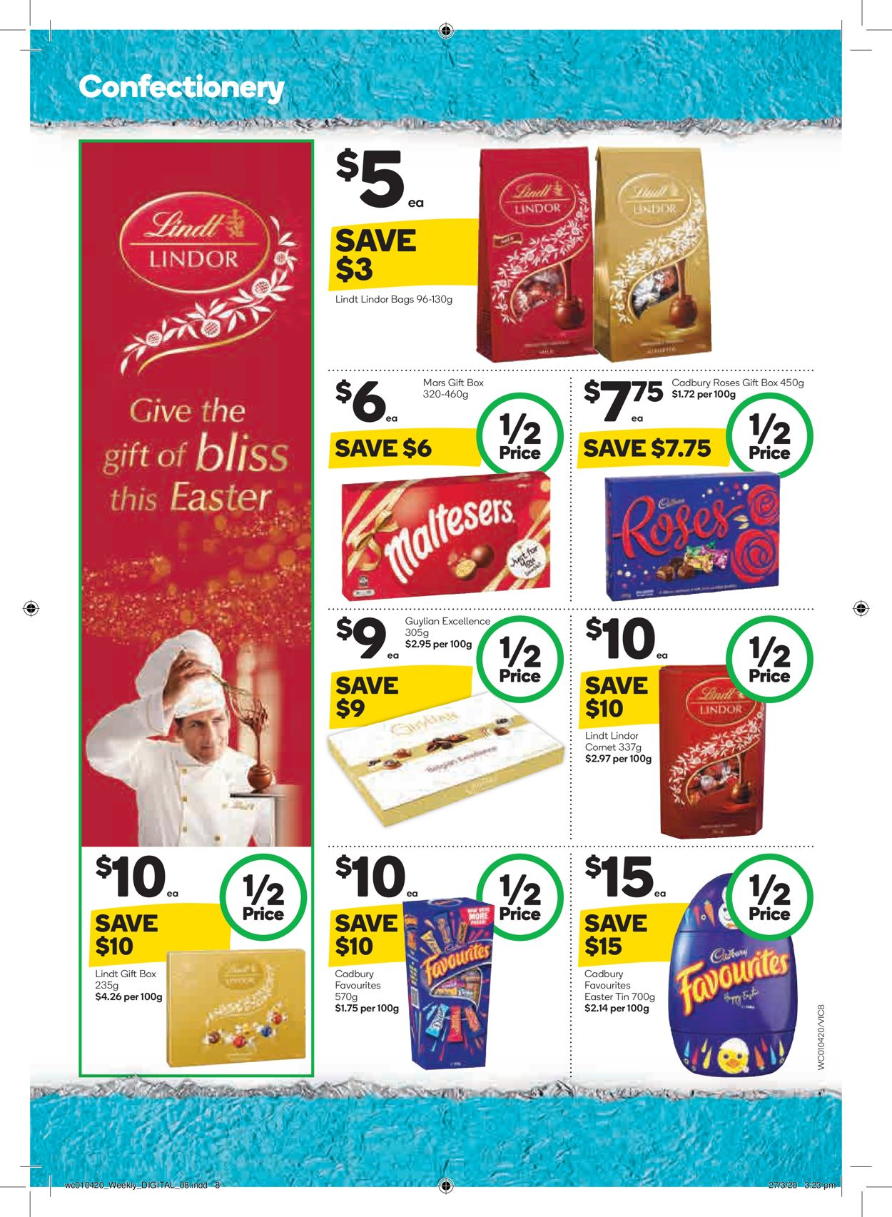 Woolworths Catalogue - 01/04-07/04/2020 (Page 8)