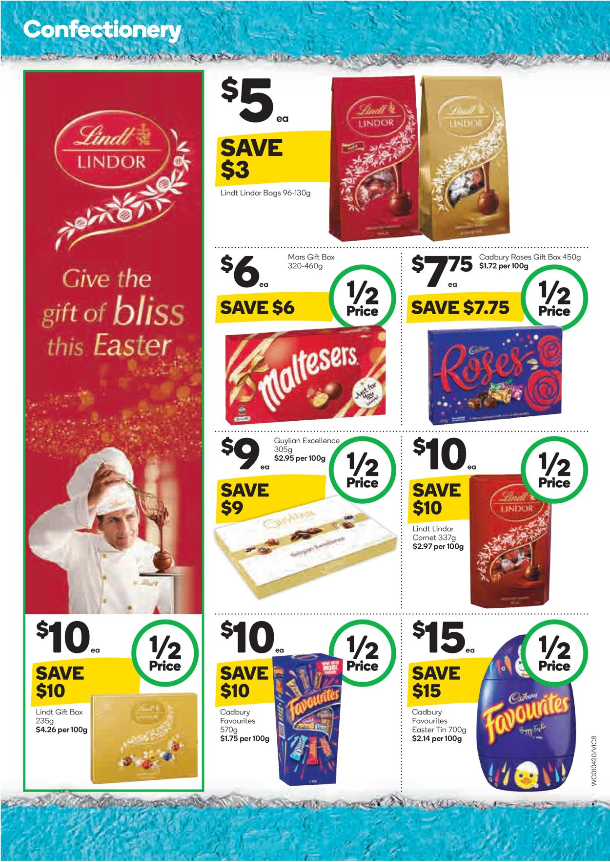 Woolworths Easter Catalogue 2020 Catalogue - 01/04-07/04/2020 (Page 13)