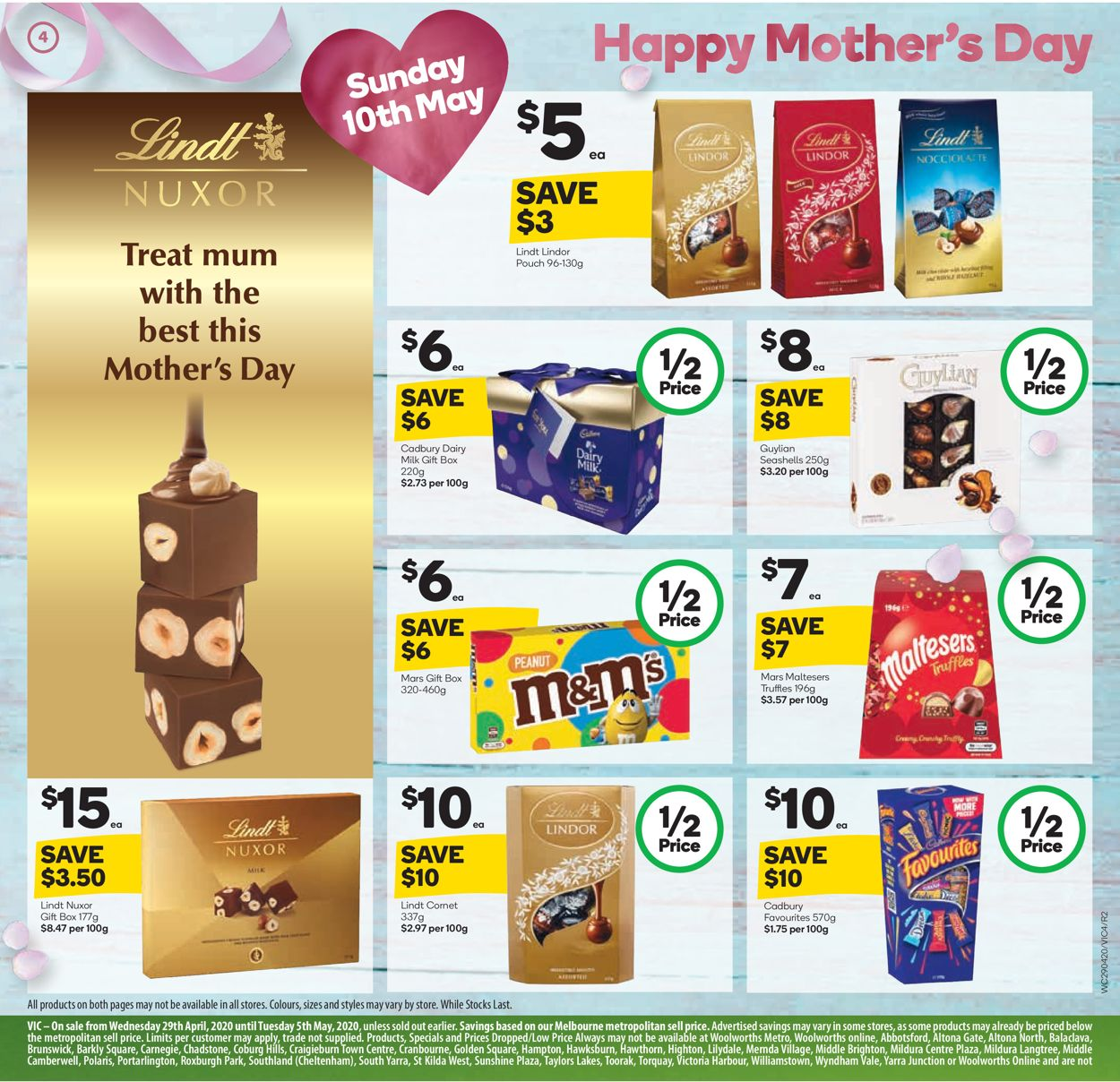 Woolworths Catalogue - 29/04-05/05/2020 (Page 4)