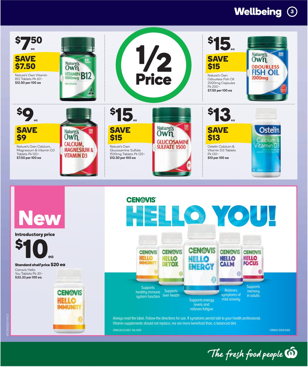 Woolworths Catalogue - 06/05-12/05/2020 (Page 3)