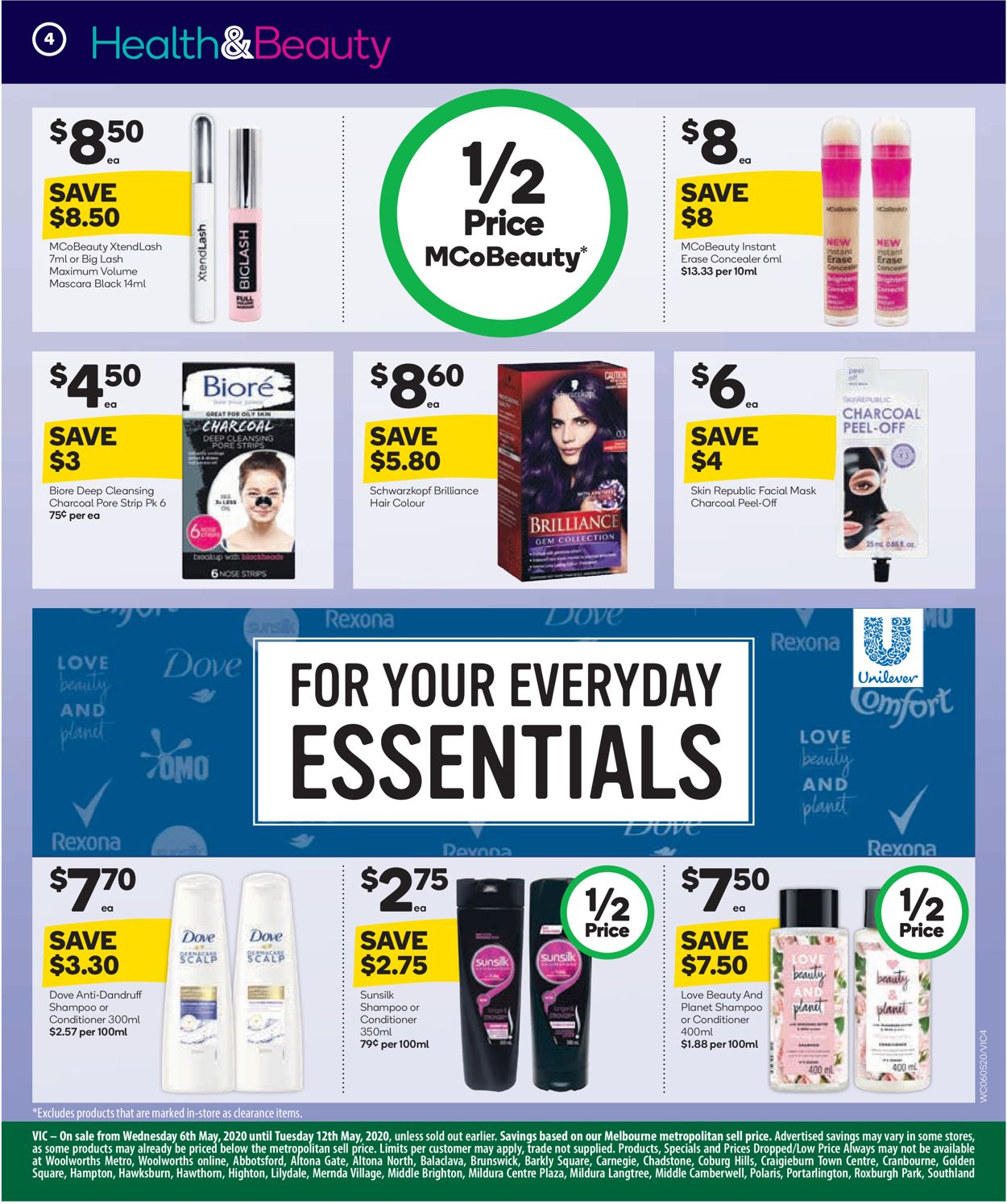 Woolworths Catalogue - 06/05-12/05/2020 (Page 4)