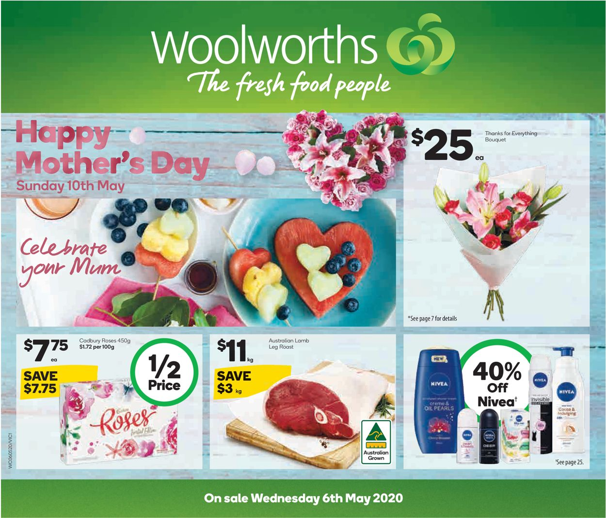 Woolworths Catalogue - 06/05-12/05/2020