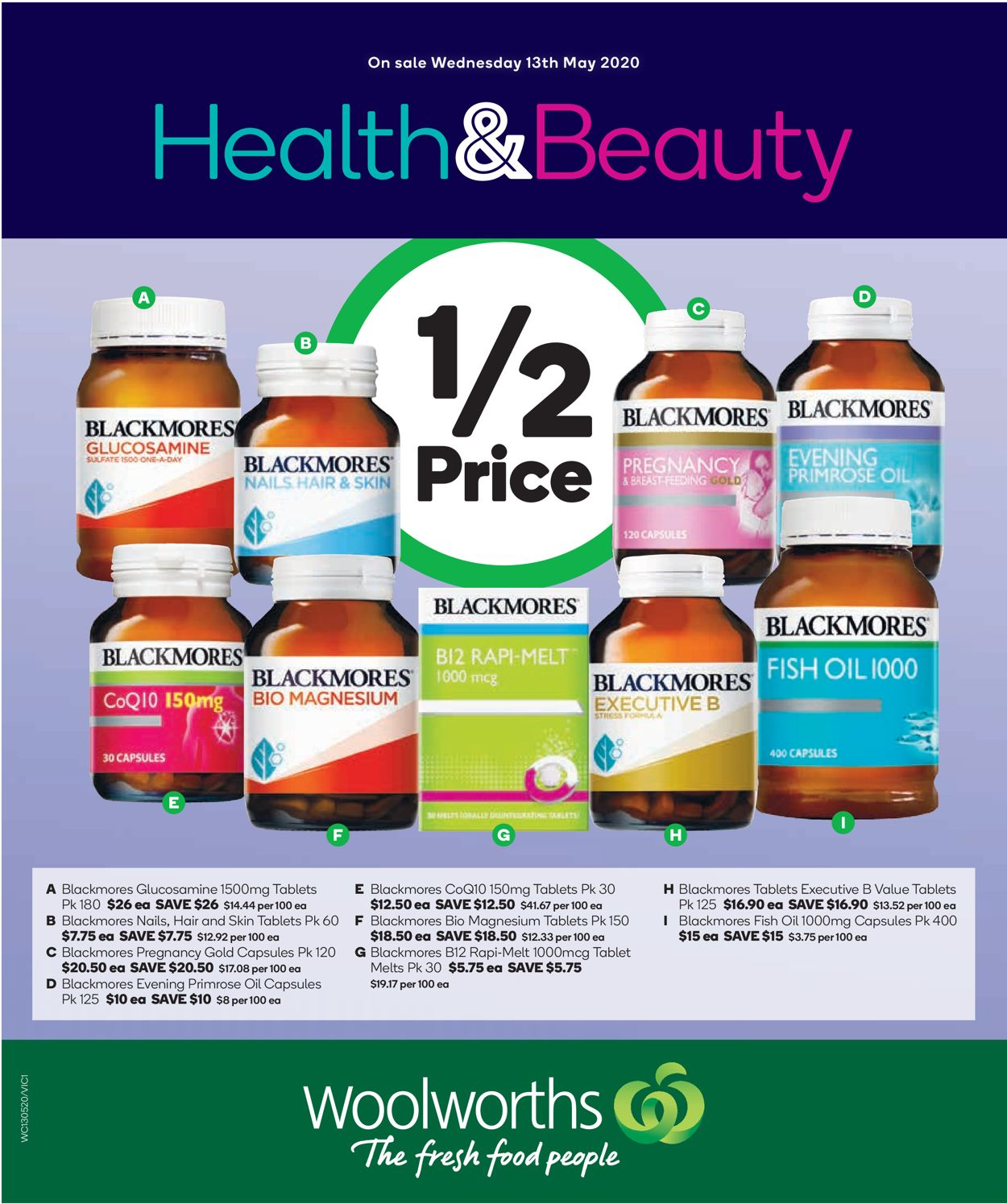 Woolworths Catalogue - 13/05-19/05/2020