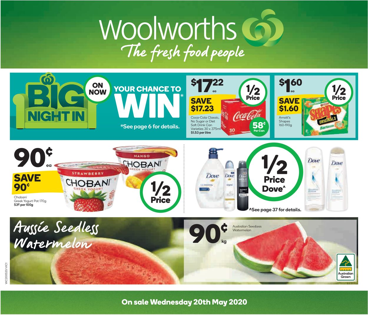 Woolworths Catalogue - 20/05-26/05/2020