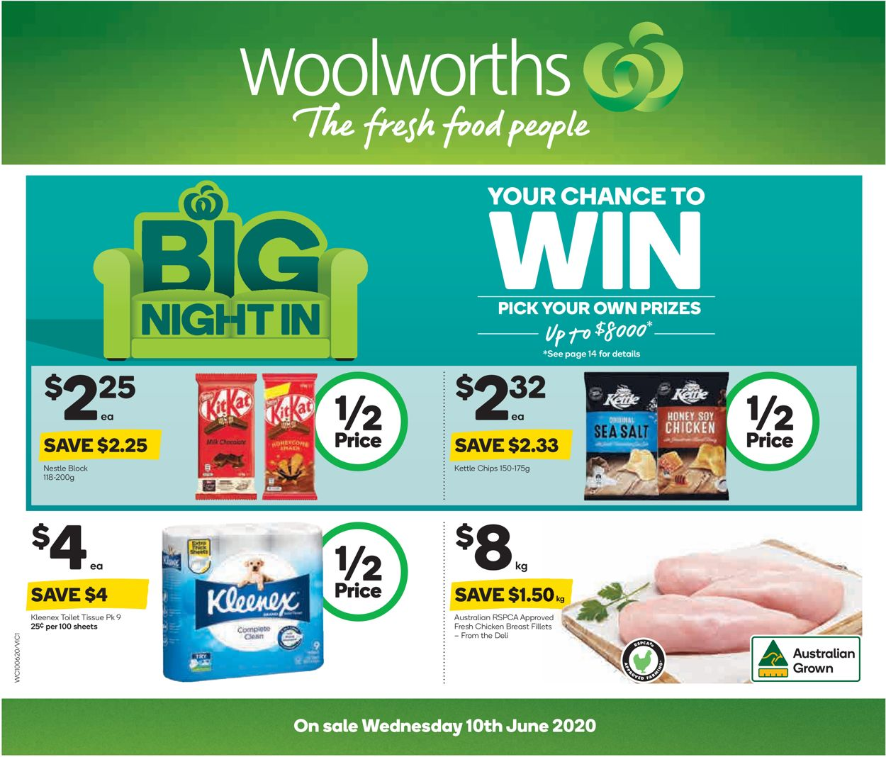 Woolworths Catalogue - 10/06-16/06/2020