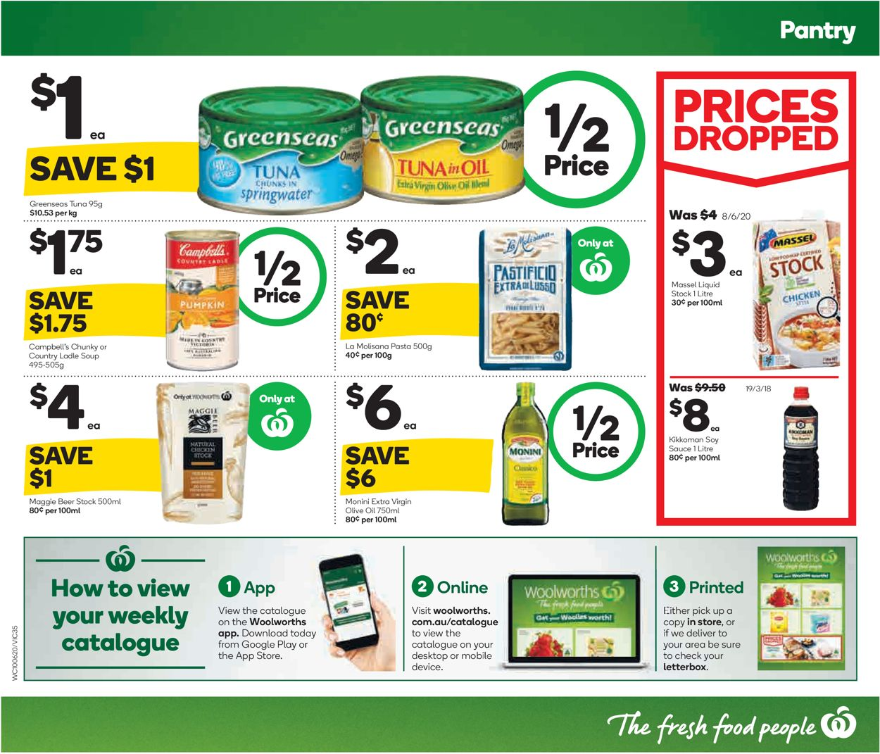 Woolworths Catalogue - 10/06-16/06/2020 (Page 36)
