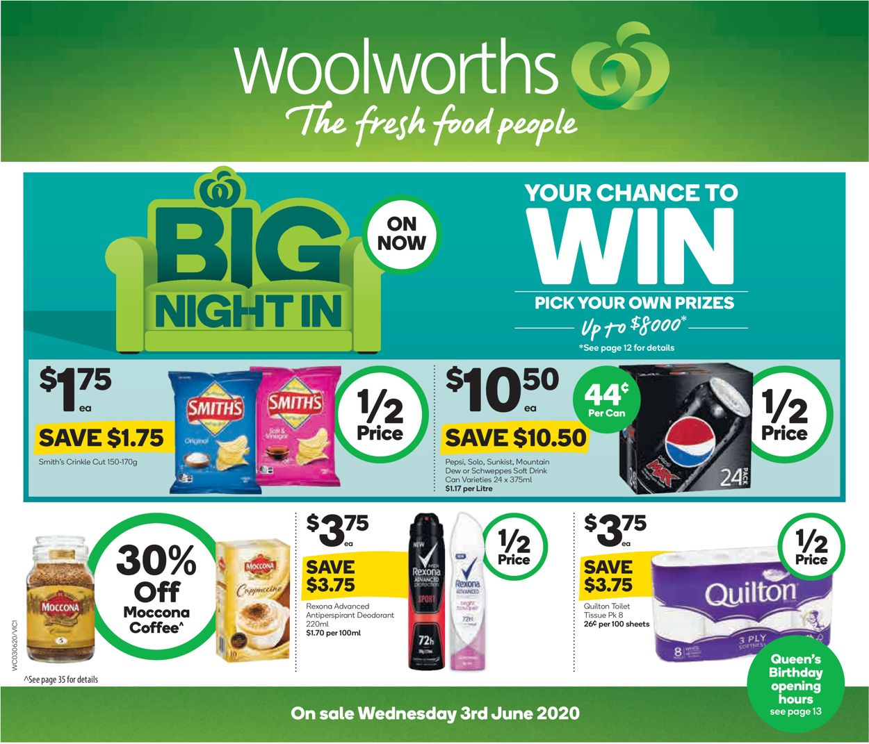 Woolworths Catalogue - 03/06-09/06/2020