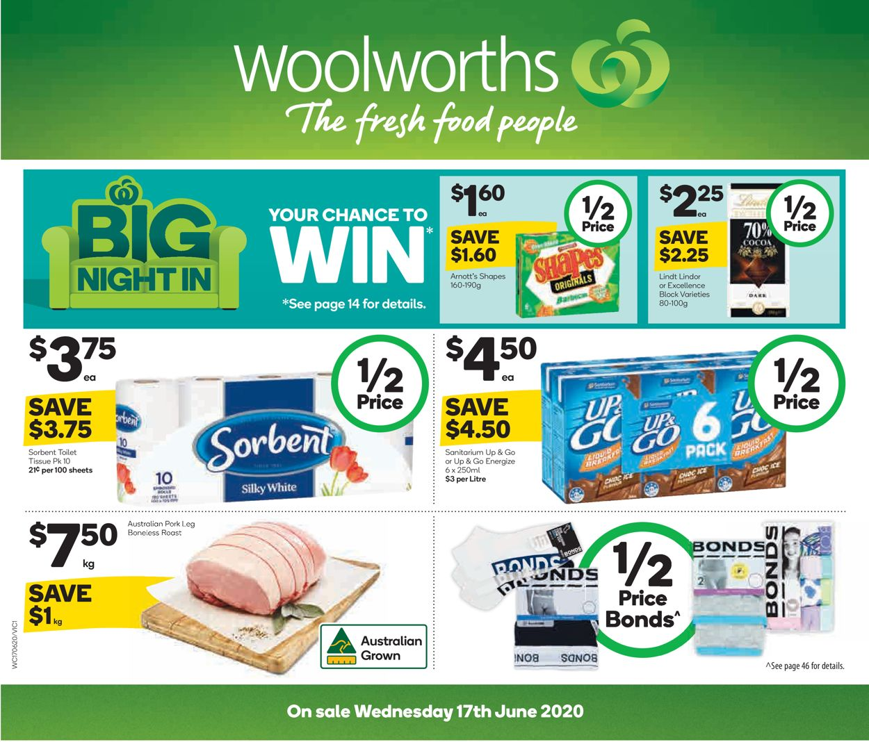 Woolworths Catalogue - 17/06-23/06/2020