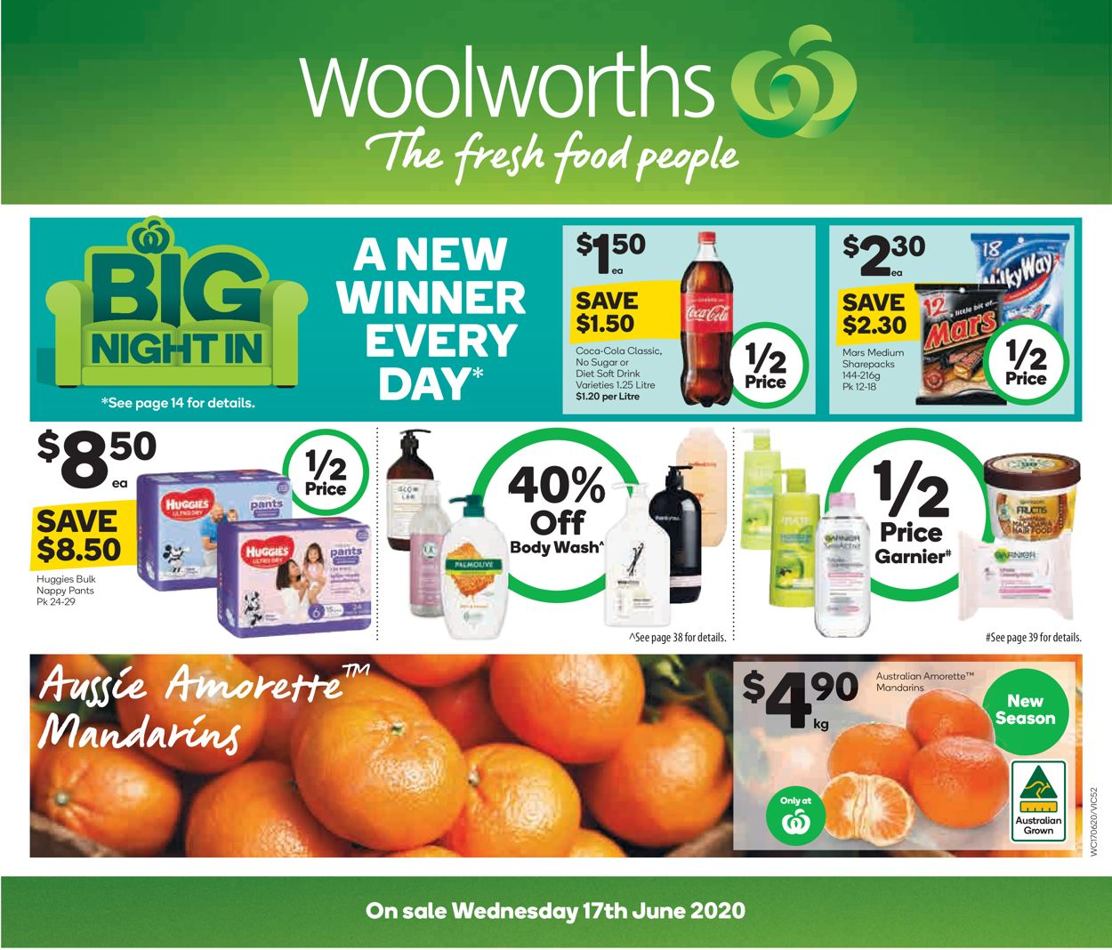Woolworths Catalogue - 17/06-23/06/2020 (Page 2)