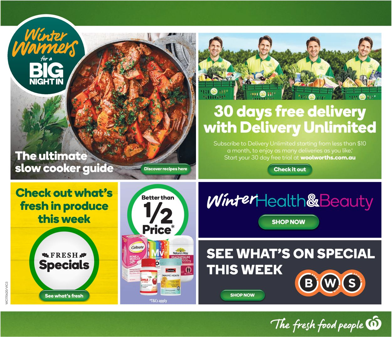 Woolworths Catalogue - 17/06-23/06/2020 (Page 4)