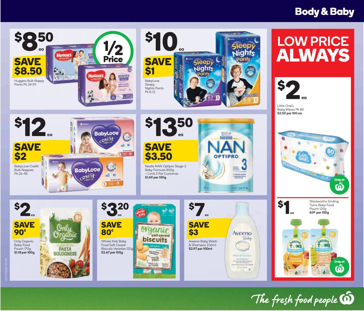 Woolworths Catalogue - 17/06-23/06/2020 (Page 44)