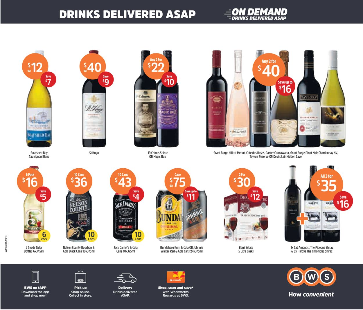 Woolworths Catalogue - 17/06-23/06/2020 (Page 50)