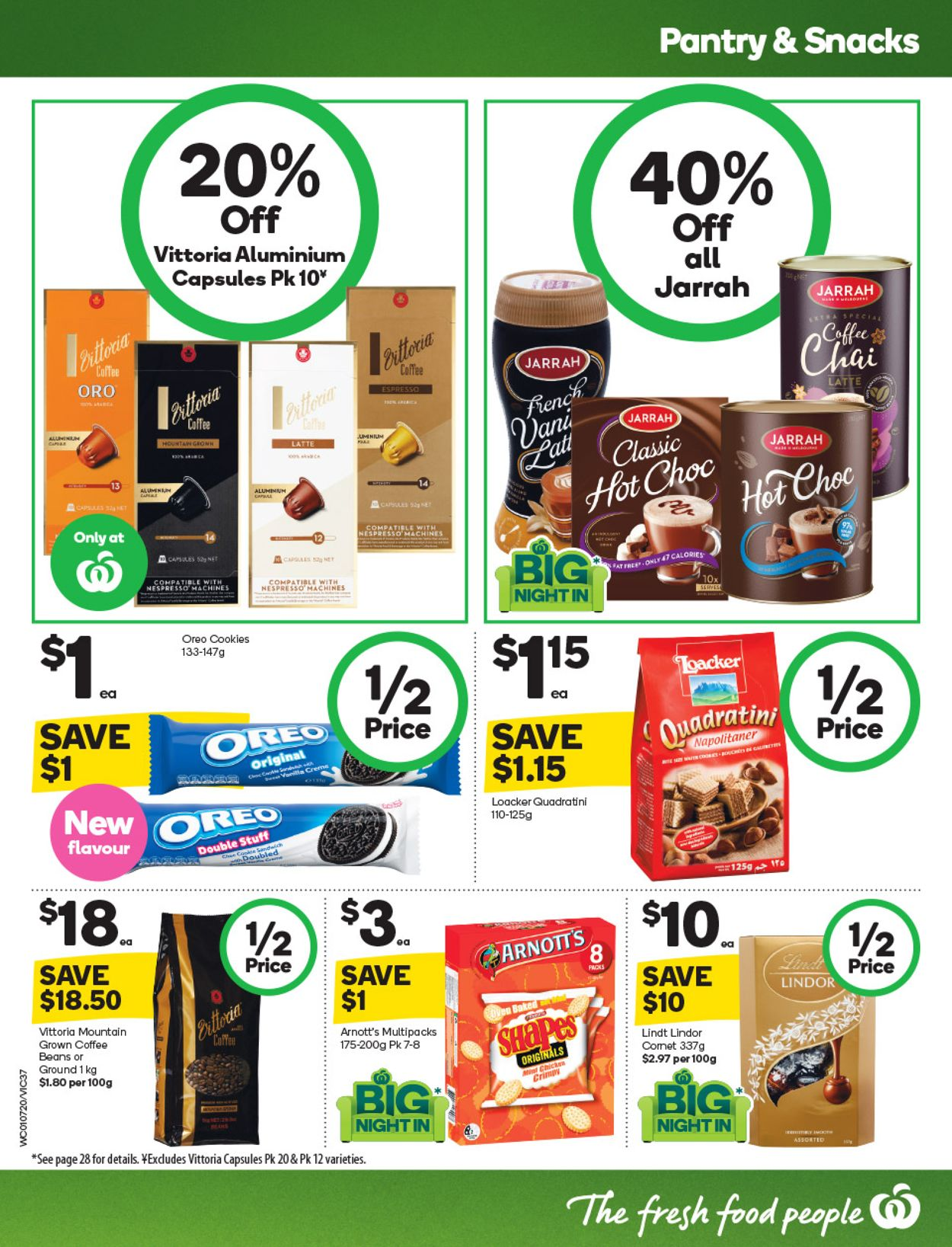 Woolworths Catalogue - 01/07-07/07/2020 (Page 38)