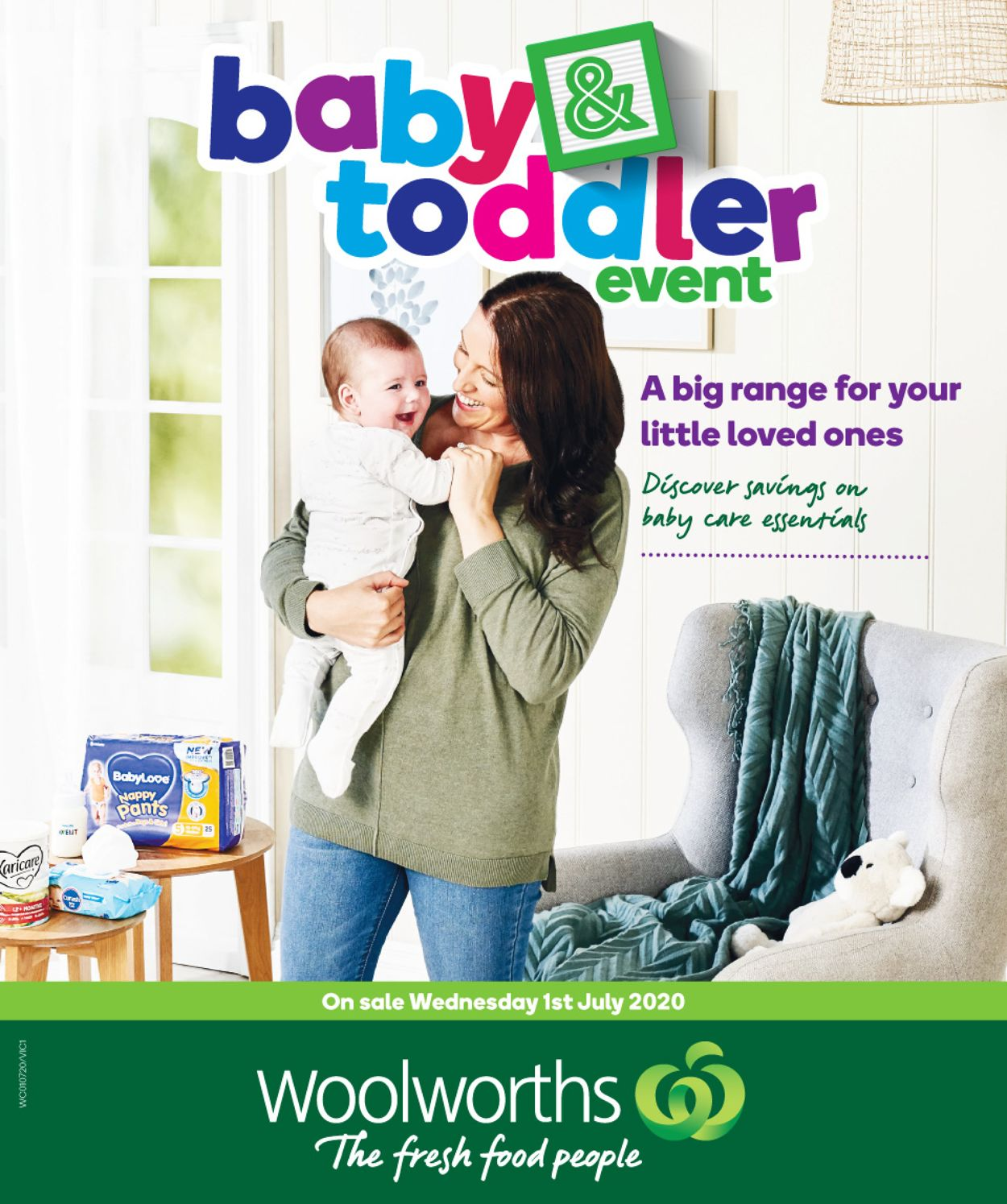 Woolworths Catalogue - 01/07-07/07/2020