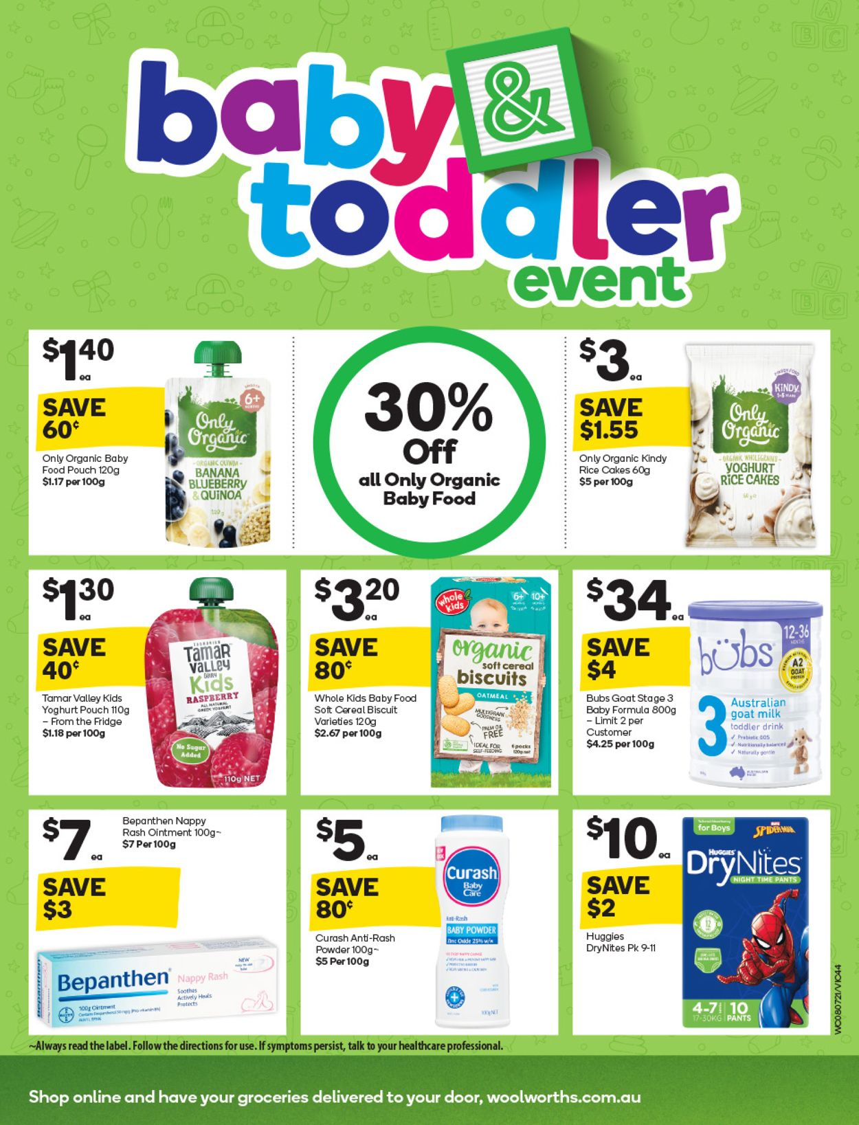 Woolworths Catalogue - 08/07-14/07/2020 (Page 45)