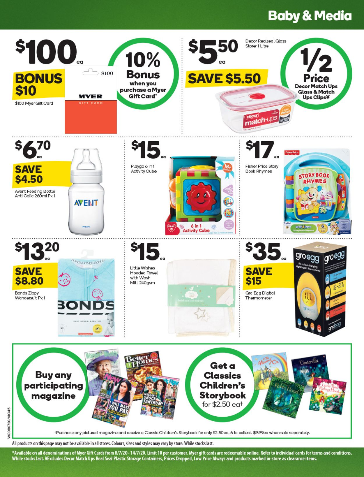 Woolworths Catalogue - 08/07-14/07/2020 (Page 46)