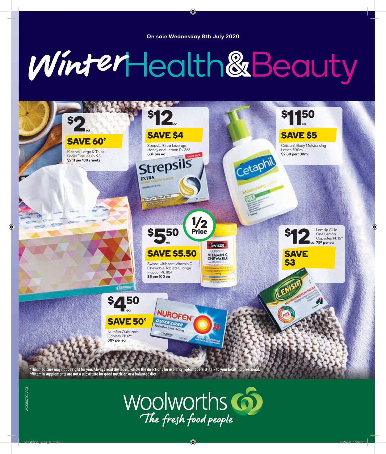 Woolworths Catalogue - 08/07-14/07/2020