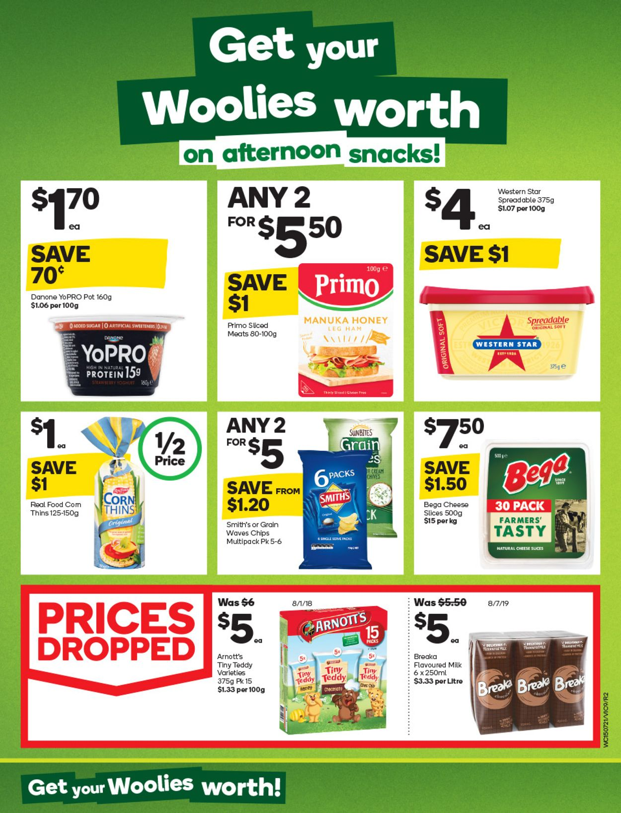 Woolworths Catalogue - 15/07-21/07/2020 (Page 9)