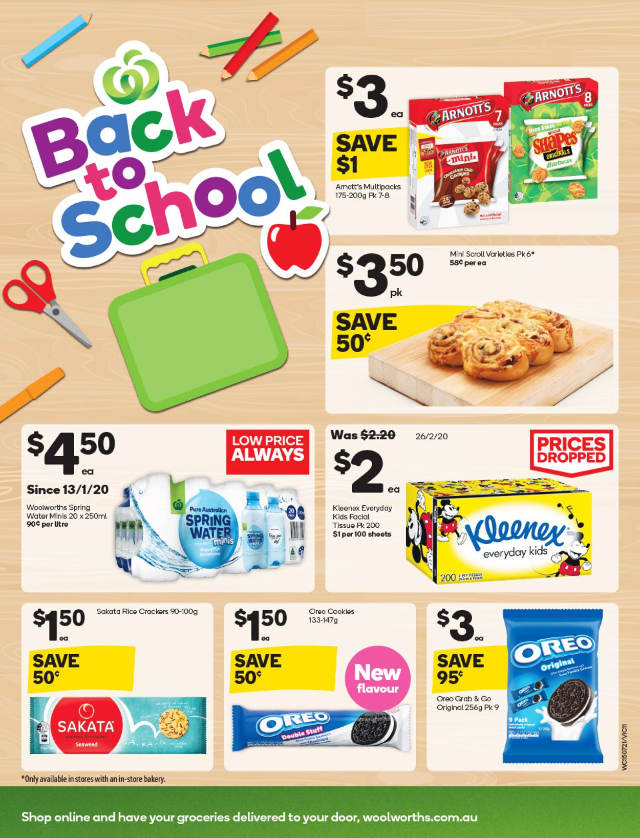 Woolworths Catalogue - 15/07-21/07/2020 (Page 11)